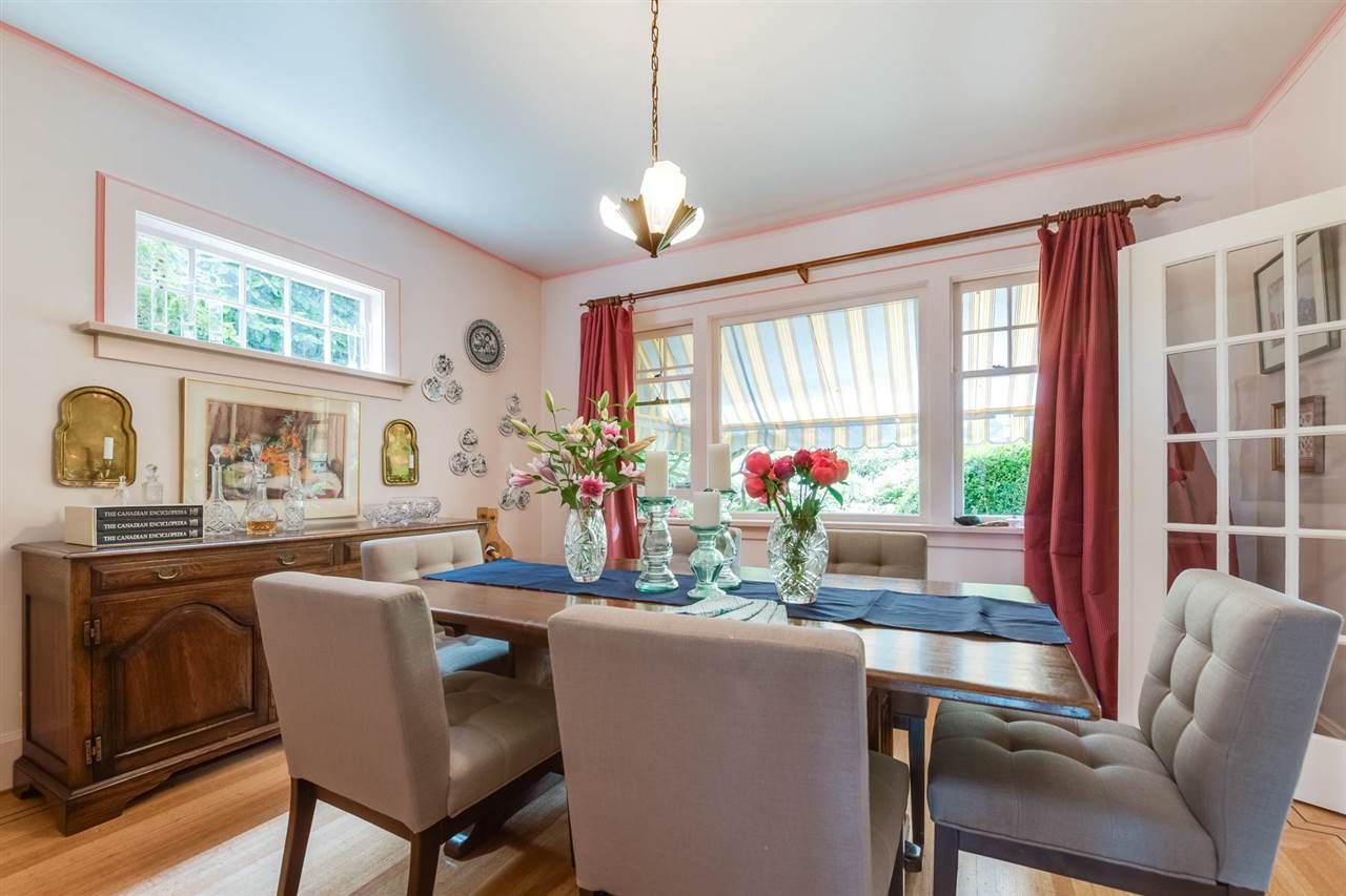 Detached at 4363 LOCARNO CRESCENT, Vancouver West, British Columbia. Image 7