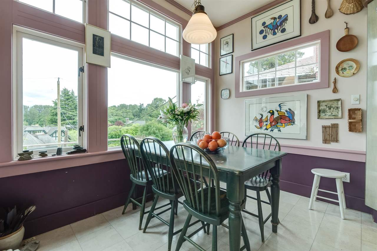 Detached at 4363 LOCARNO CRESCENT, Vancouver West, British Columbia. Image 9