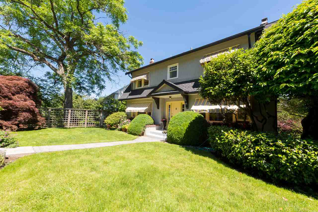 Detached at 4363 LOCARNO CRESCENT, Vancouver West, British Columbia. Image 19