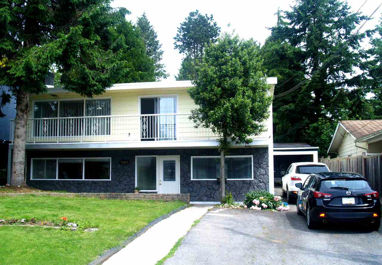 Detached at 15837 GOGGS AVENUE, South Surrey White Rock, British Columbia. Image 1