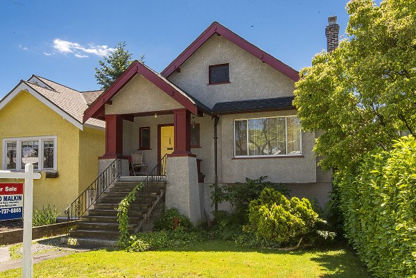 Detached at 560 W 19TH AVENUE, Vancouver West, British Columbia. Image 2