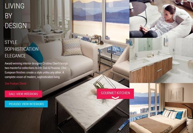 Condo Apartment at 3008 1283 HOWE STREET, Unit 3008, Vancouver West, British Columbia. Image 7