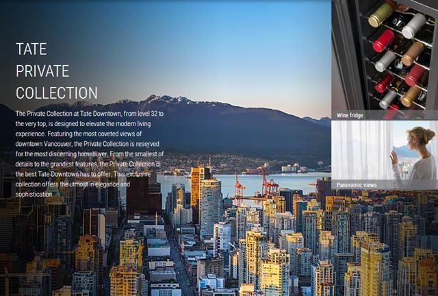 Condo Apartment at 3008 1283 HOWE STREET, Unit 3008, Vancouver West, British Columbia. Image 11