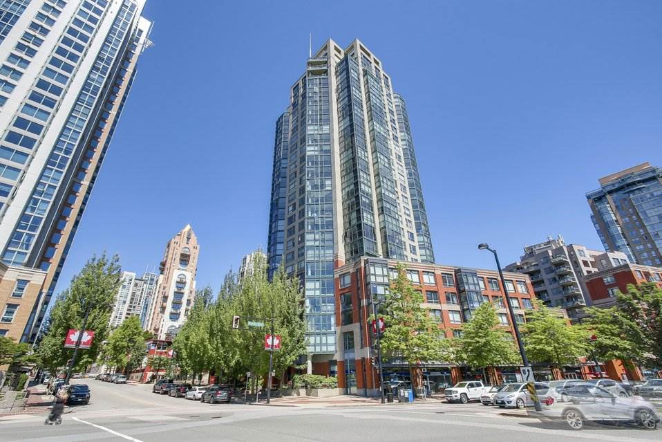 Condo Apartment at 1805 289 DRAKE STREET, Unit 1805, Vancouver West, British Columbia. Image 18