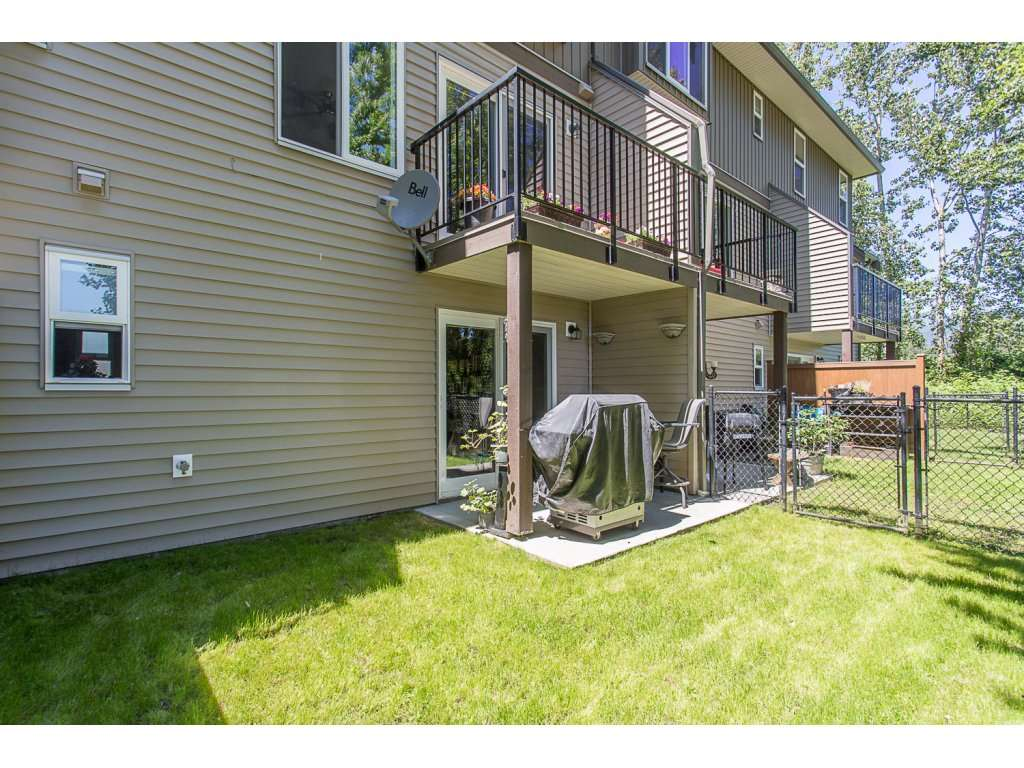 Townhouse at 52 45085 WOLFE ROAD, Unit 52, Chilliwack, British Columbia. Image 18