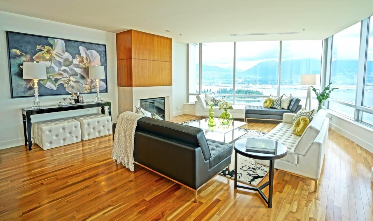 Condo Apartment at 3301 1077 W CORDOVA STREET, Unit 3301, Vancouver West, British Columbia. Image 7