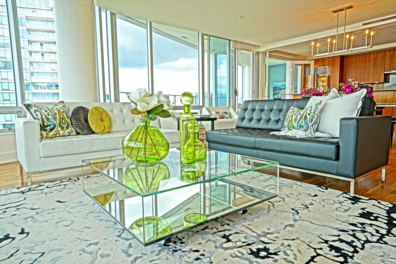 Condo Apartment at 3301 1077 W CORDOVA STREET, Unit 3301, Vancouver West, British Columbia. Image 9
