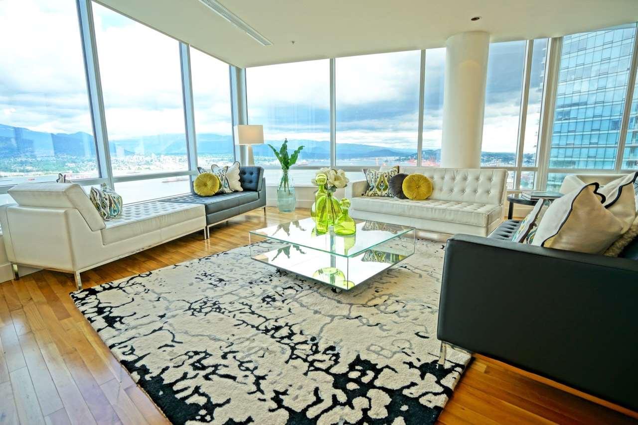 Condo Apartment at 3301 1077 W CORDOVA STREET, Unit 3301, Vancouver West, British Columbia. Image 10