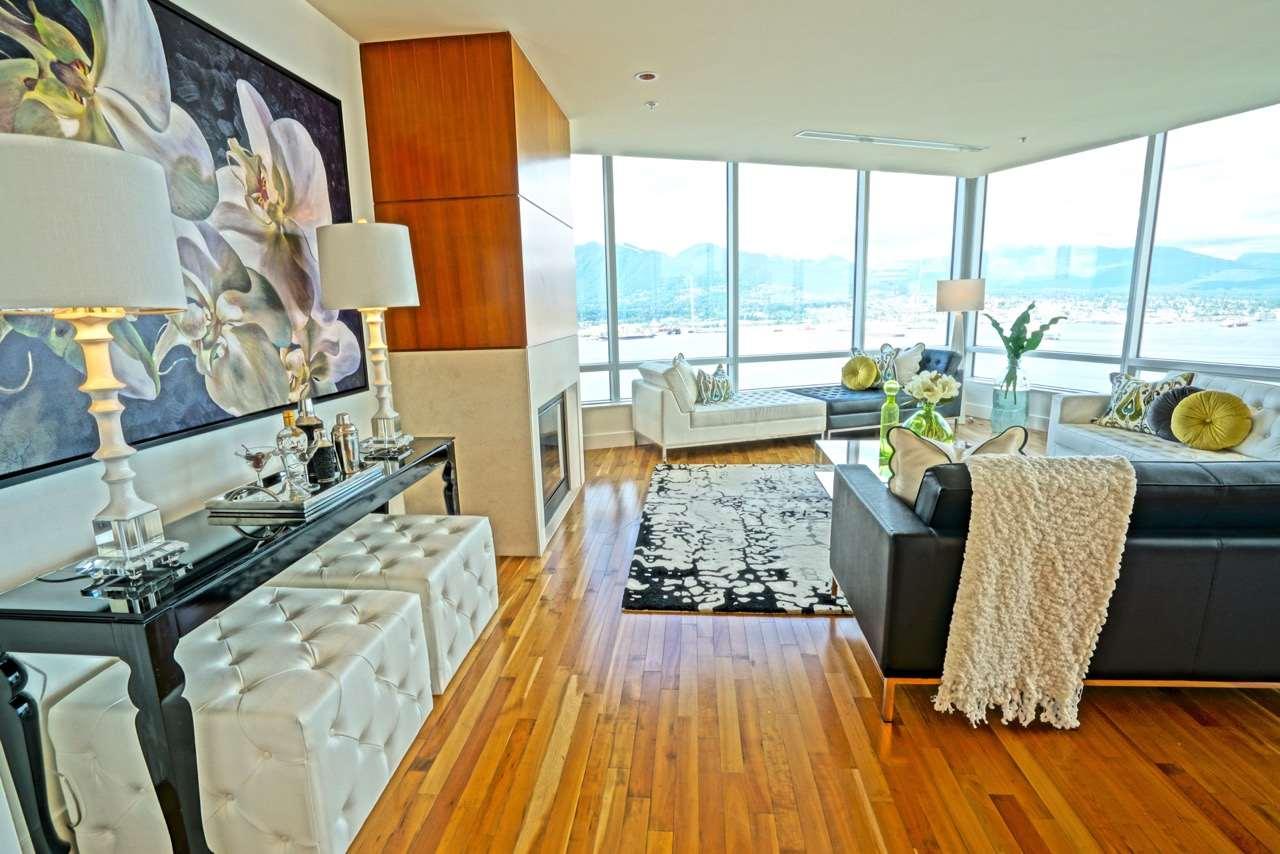 Condo Apartment at 3301 1077 W CORDOVA STREET, Unit 3301, Vancouver West, British Columbia. Image 15