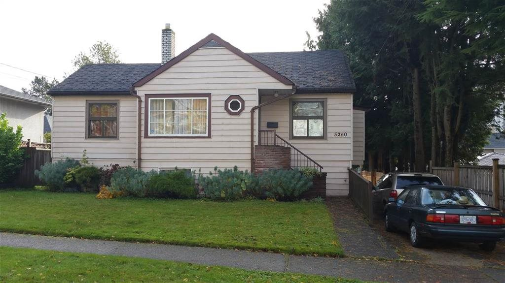 Detached at 5260 ABERDEEN STREET, Vancouver East, British Columbia. Image 1