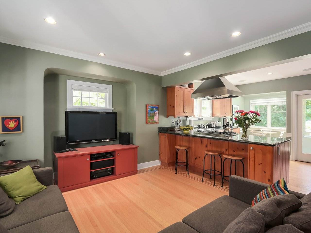 Detached at 5721 ALMA STREET, Vancouver West, British Columbia. Image 3