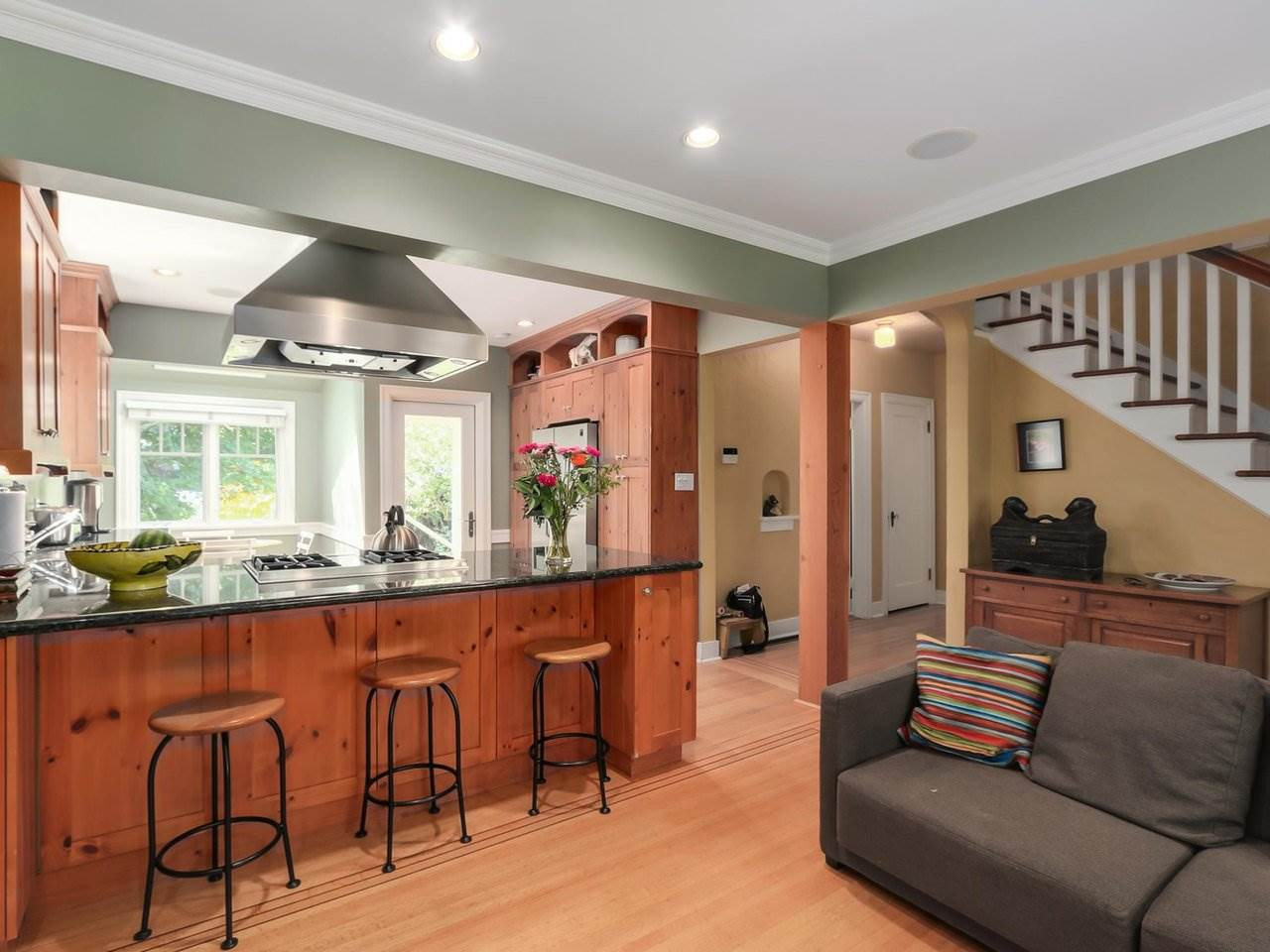 Detached at 5721 ALMA STREET, Vancouver West, British Columbia. Image 4