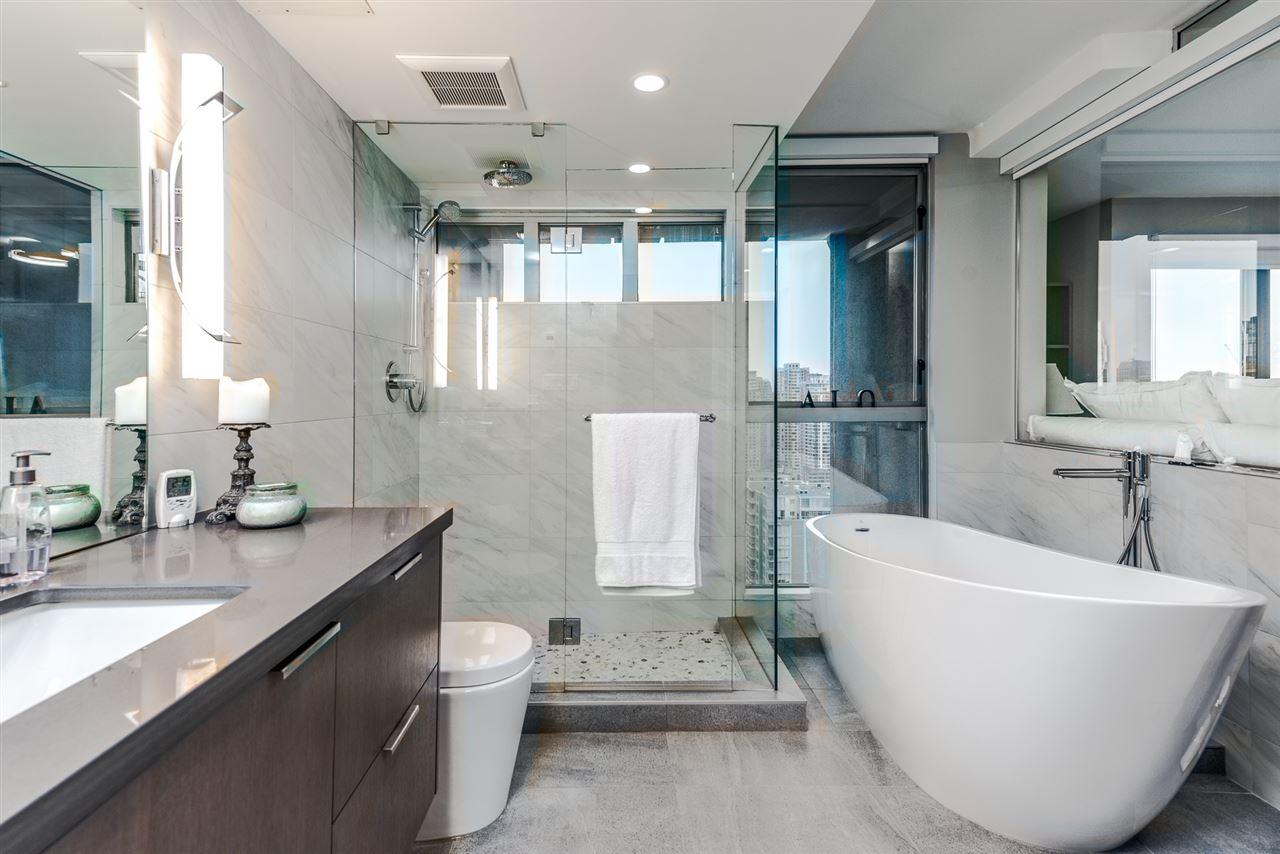 Condo Apartment at 2404 1238 RICHARDS STREET, Unit 2404, Vancouver West, British Columbia. Image 11
