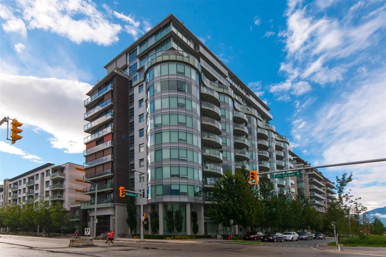Condo Apartment at 310 1661 ONTARIO STREET, Unit 310, Vancouver West, British Columbia. Image 1