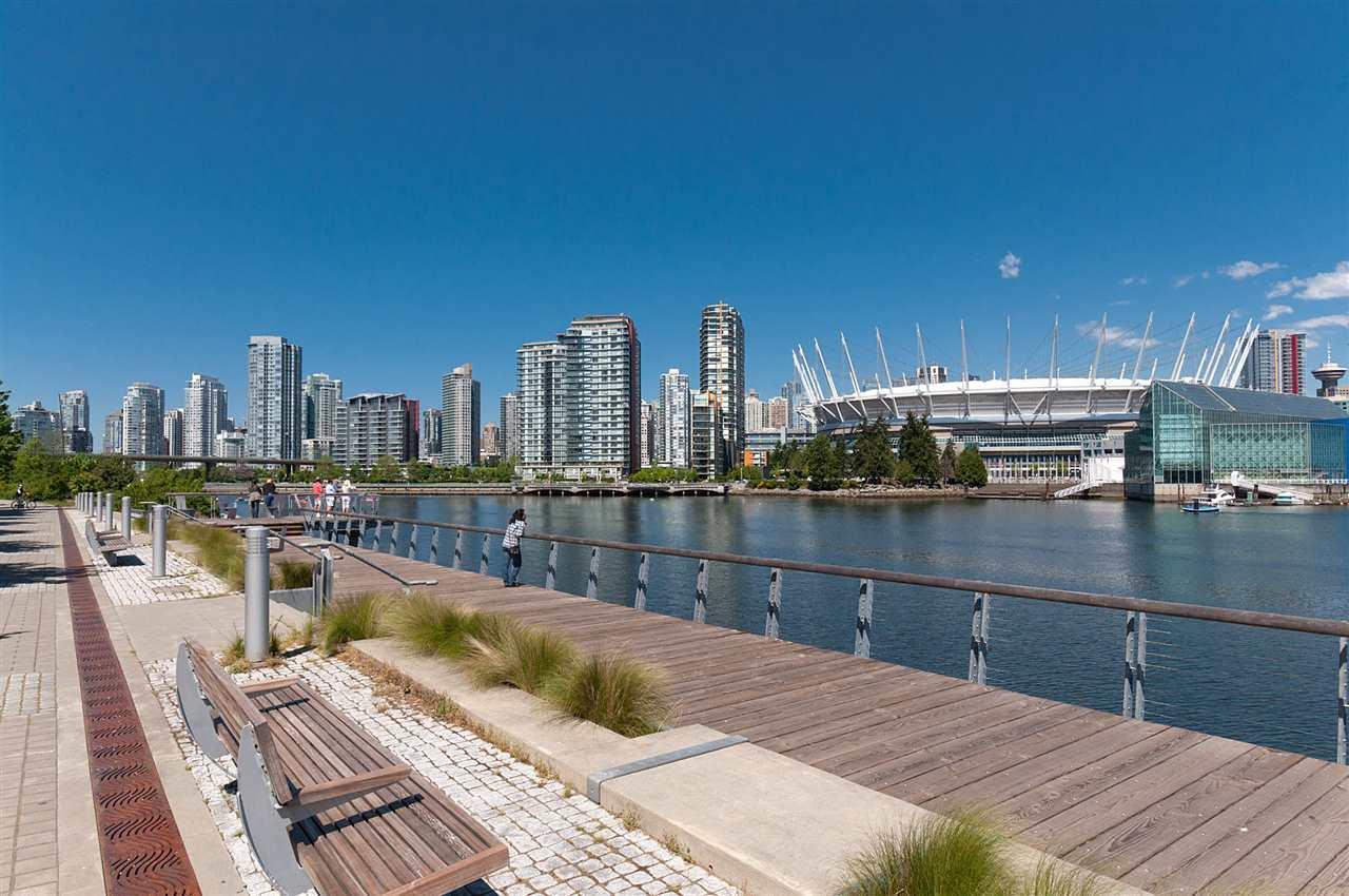 Condo Apartment at 310 1661 ONTARIO STREET, Unit 310, Vancouver West, British Columbia. Image 3