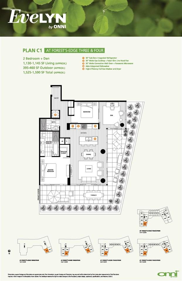 Condo Apartment at 102 768 ARTHUR ERICKSON PLACE, Unit 102, West Vancouver, British Columbia. Image 8