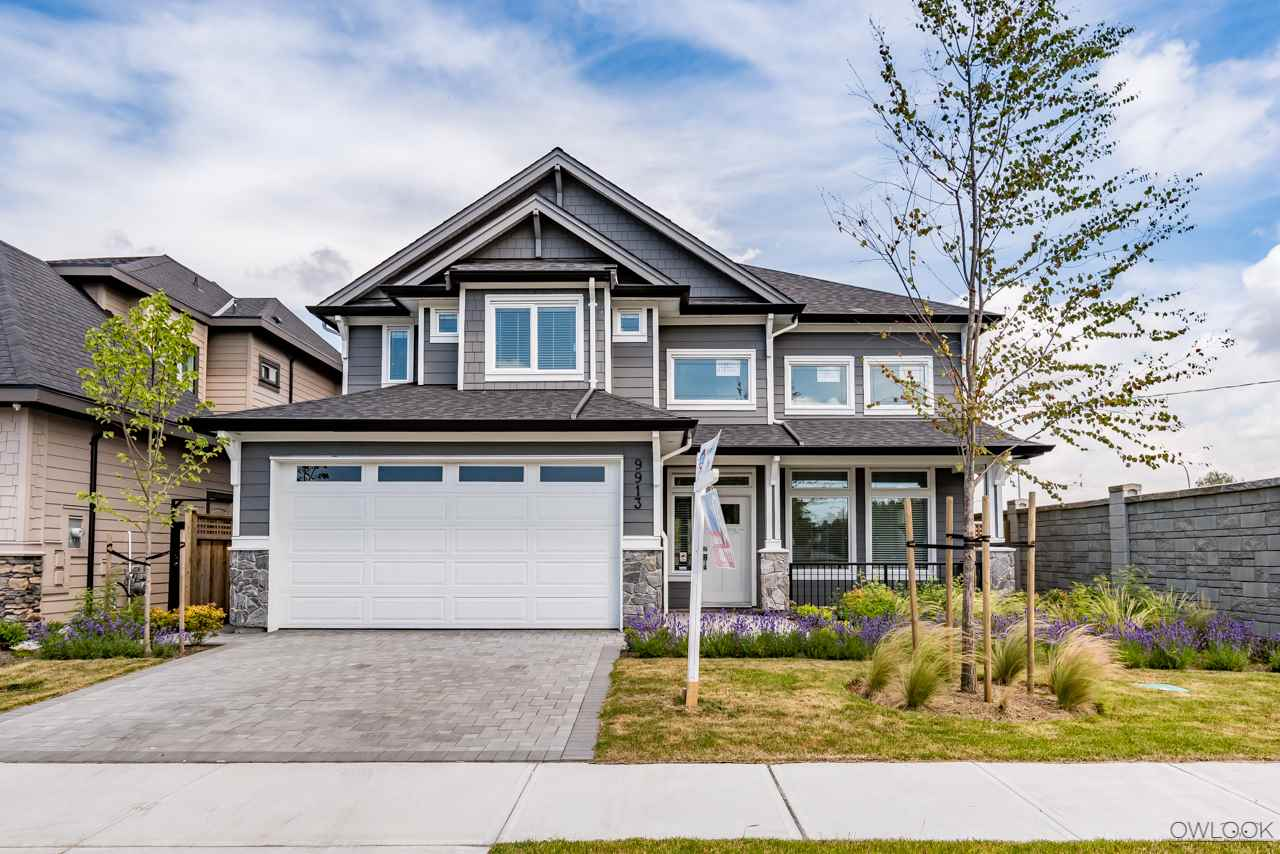 Detached at 9913 TUTTLE AVENUE, Richmond, British Columbia. Image 1