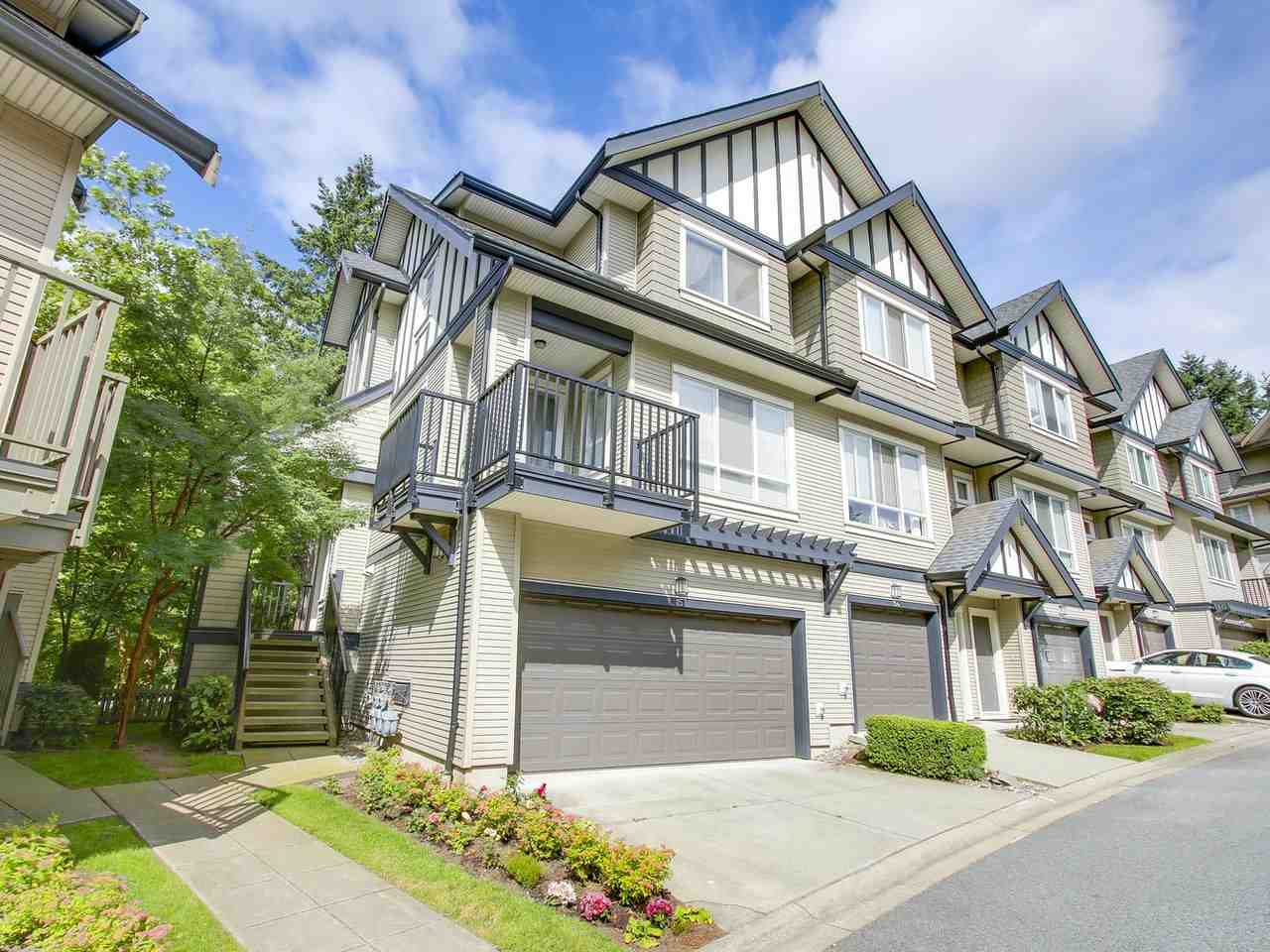 Townhouse at 157 9133 GOVERNMENT STREET, Unit 157, Burnaby North, British Columbia. Image 1