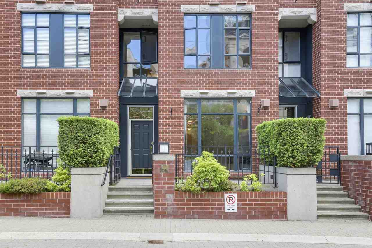 Townhouse at 2276 REDBUD LANE, Vancouver West, British Columbia. Image 1