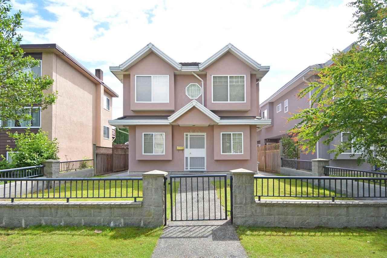 Half-duplex at 6366 BEATRICE STREET, Vancouver East, British Columbia. Image 1
