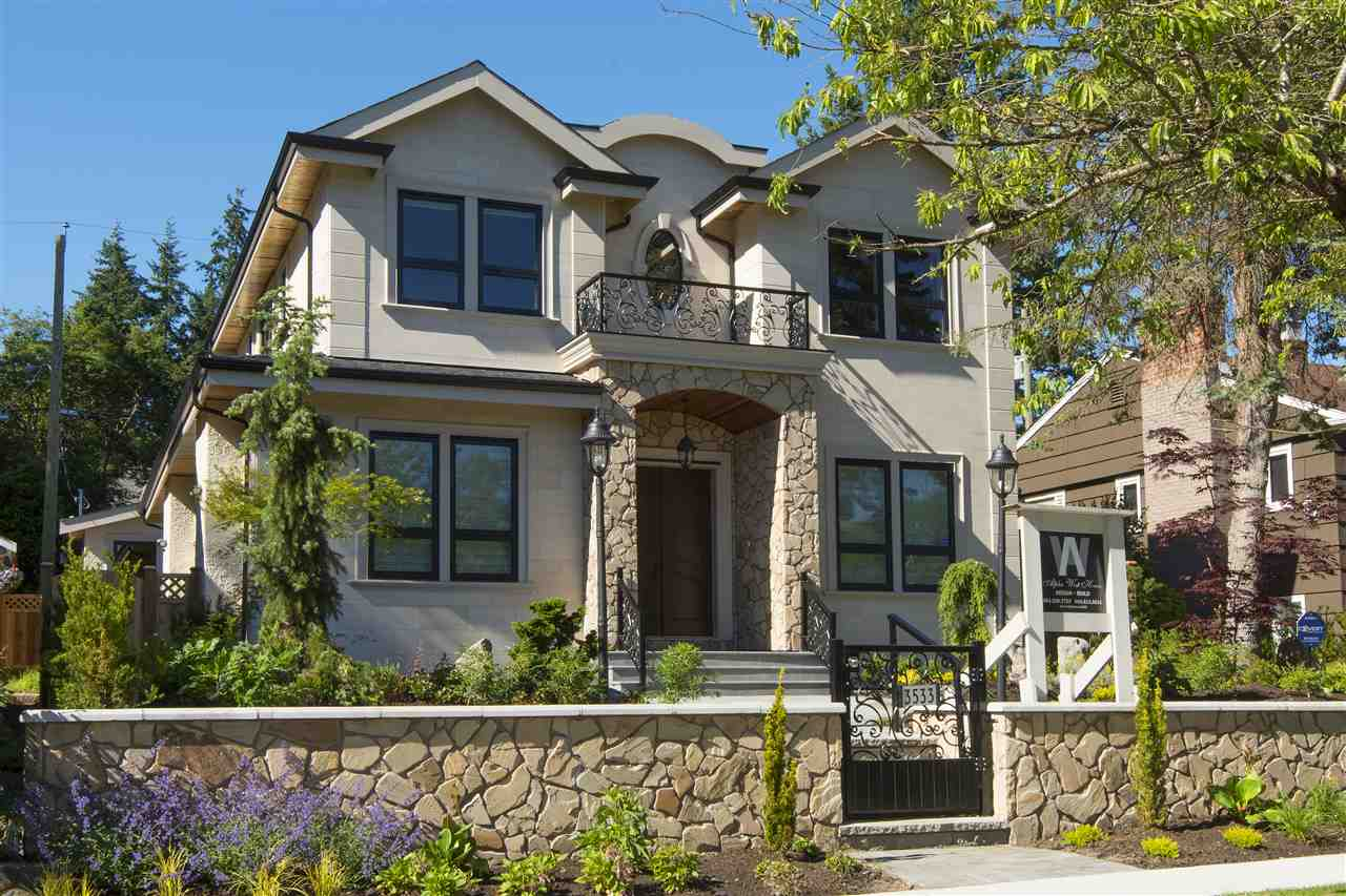 Detached at 3533 W 38TH AVENUE, Vancouver West, British Columbia. Image 1