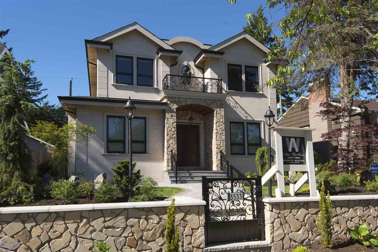 Detached at 3533 W 38TH AVENUE, Vancouver West, British Columbia. Image 2