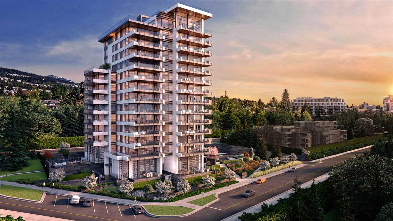 Condo Apartment at 503 2289 BELLEVUE AVENUE, Unit 503, West Vancouver, British Columbia. Image 1