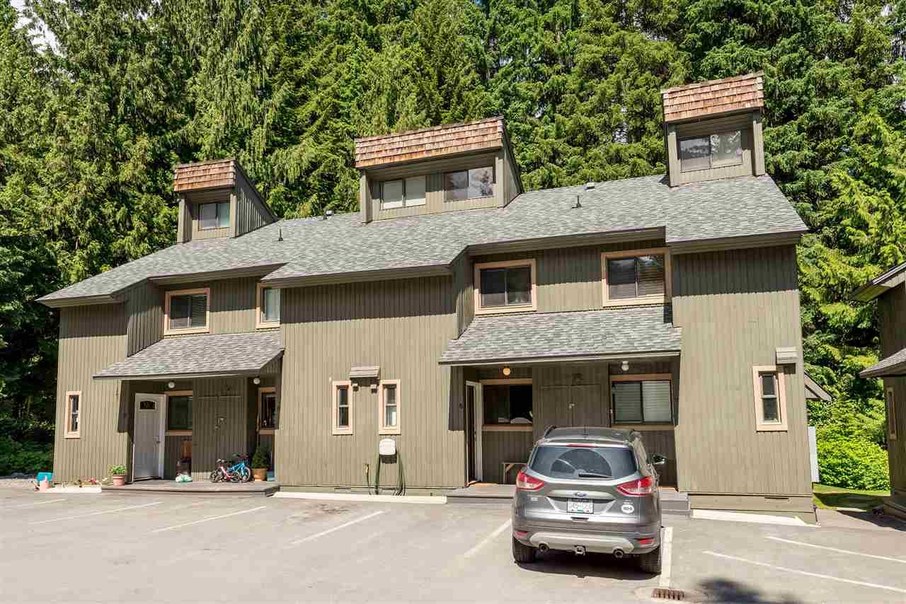 Townhouse at 8 8072 TIMBER LANE, Unit 8, Whistler, British Columbia. Image 1