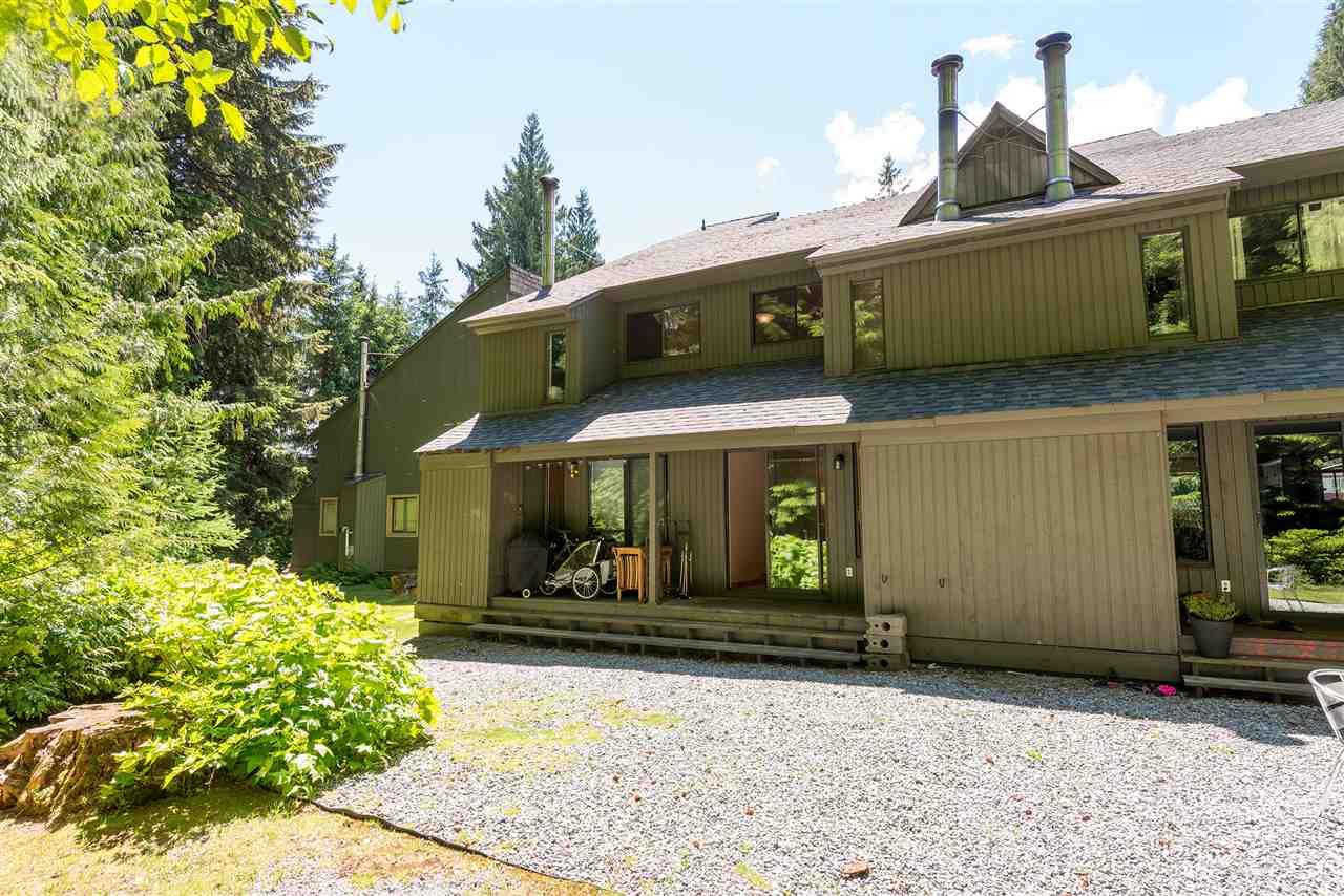 Townhouse at 8 8072 TIMBER LANE, Unit 8, Whistler, British Columbia. Image 4