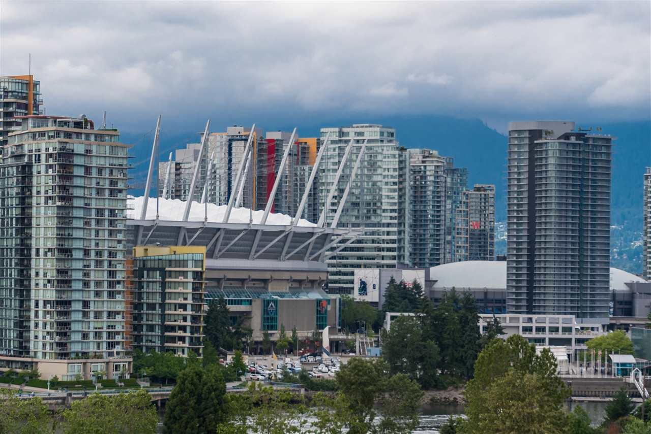 Condo Apartment at 1102 1833 CROWE STREET, Unit 1102, Vancouver West, British Columbia. Image 1