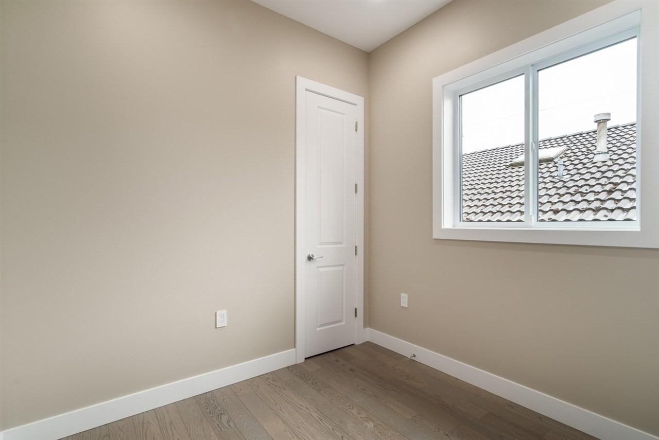 Half-duplex at 8553 MONTCALM STREET, Vancouver West, British Columbia. Image 17