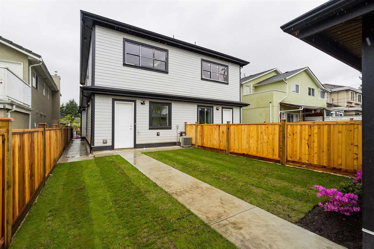 Half-duplex at 8553 MONTCALM STREET, Vancouver West, British Columbia. Image 18