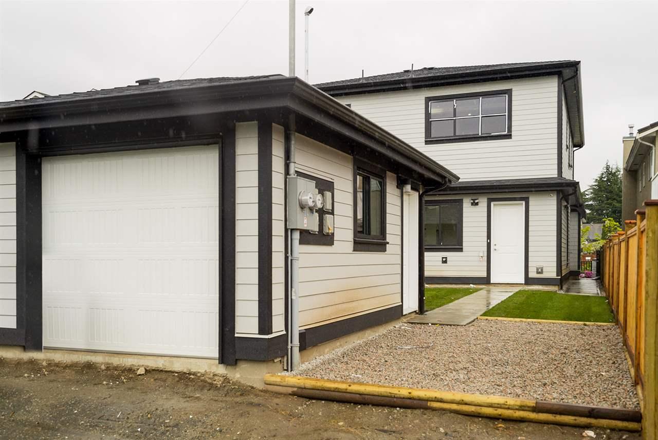 Half-duplex at 8559 MONTCALM STREET, Vancouver West, British Columbia. Image 18