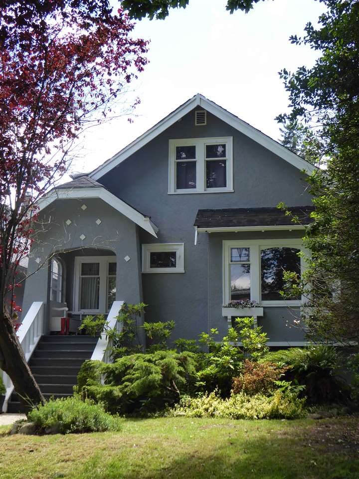Detached at 3450 W 22ND AVENUE, Vancouver West, British Columbia. Image 1