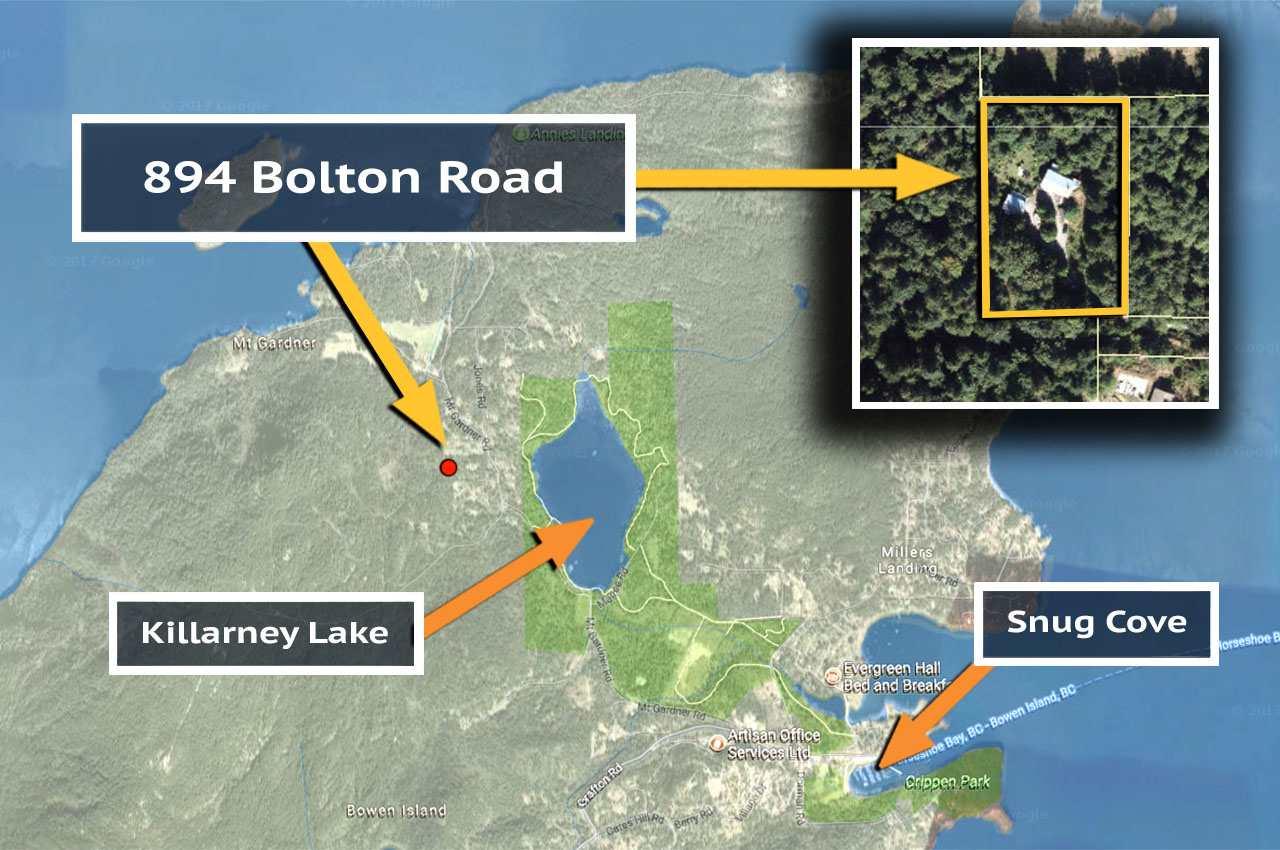 Detached at 894 BOLTON ROAD, Bowen Island, British Columbia. Image 20