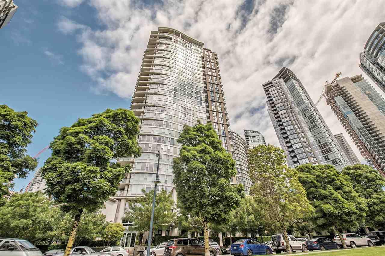 Condo Apartment at 1907 583 BEACH CRESCENT, Unit 1907, Vancouver West, British Columbia. Image 1