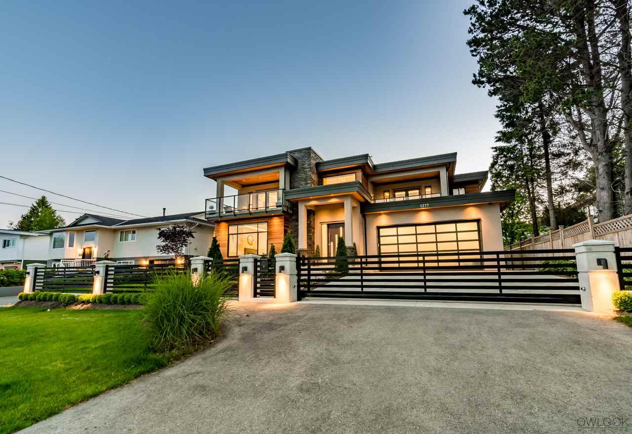 Detached at 1377 PARKER STREET, South Surrey White Rock, British Columbia. Image 1