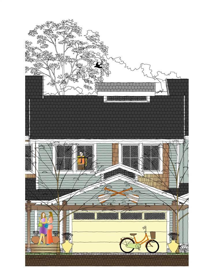 Townhouse at 43 44849 ANGLERS BOULEVARD, Unit 43, Sardis, British Columbia. Image 3