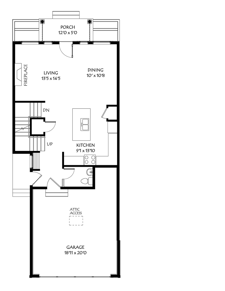 Townhouse at 43 44849 ANGLERS BOULEVARD, Unit 43, Sardis, British Columbia. Image 4
