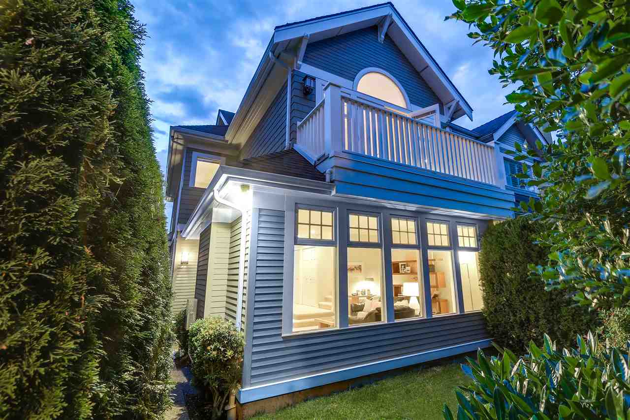 Half-duplex at 2517 CORNWALL AVENUE, Vancouver West, British Columbia. Image 1