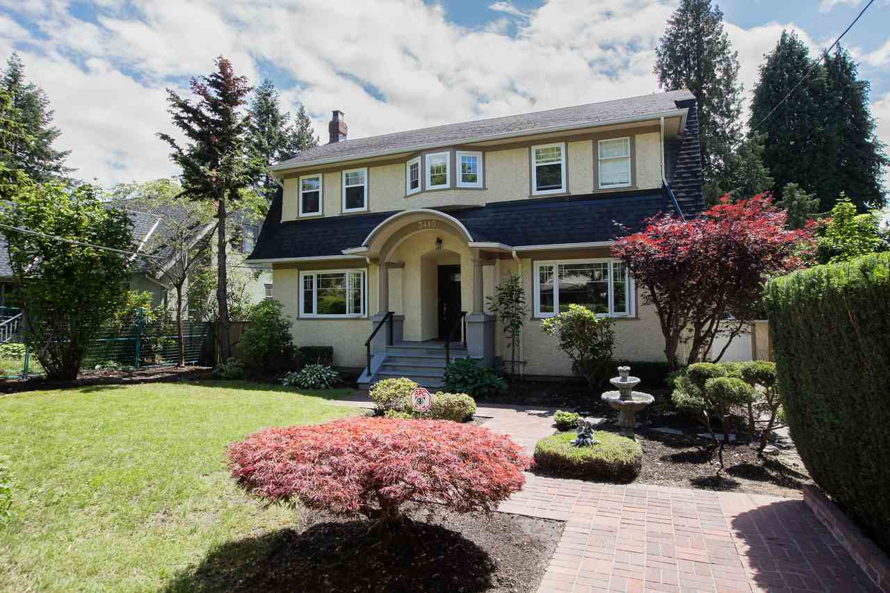 Detached at 3410 W 42ND AVENUE, Vancouver West, British Columbia. Image 2