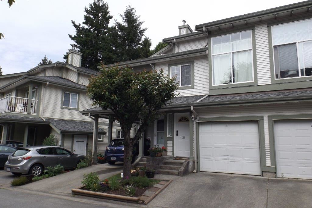 Townhouse at 34 8892 208 STREET, Unit 34, Langley, British Columbia. Image 1