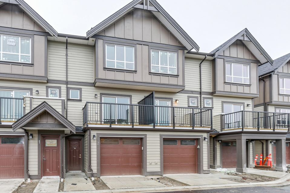 Townhouse at 4 9840 ALBERTA ROAD, Unit 4, Richmond, British Columbia. Image 1