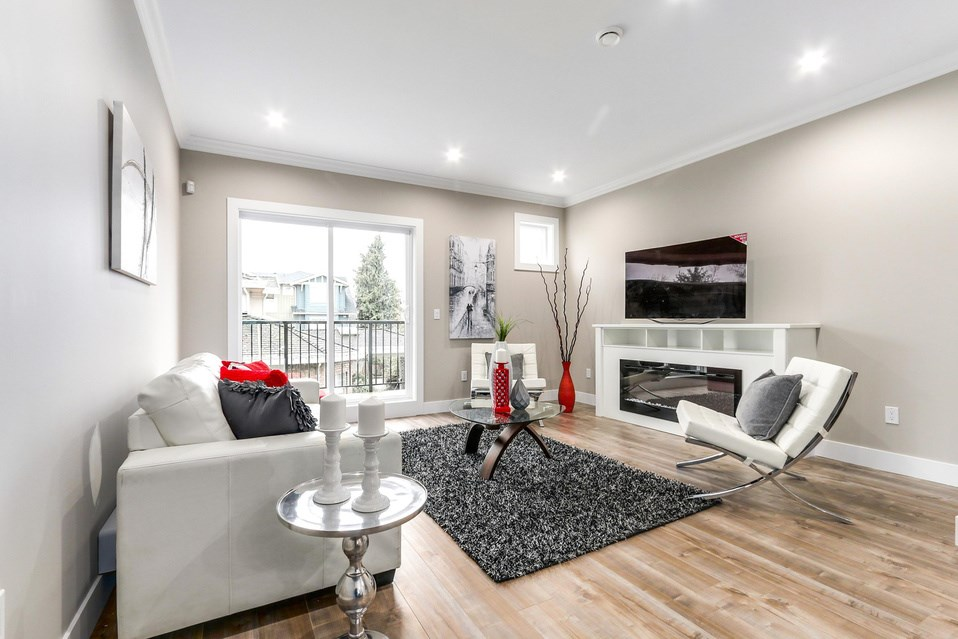 Townhouse at 4 9840 ALBERTA ROAD, Unit 4, Richmond, British Columbia. Image 3