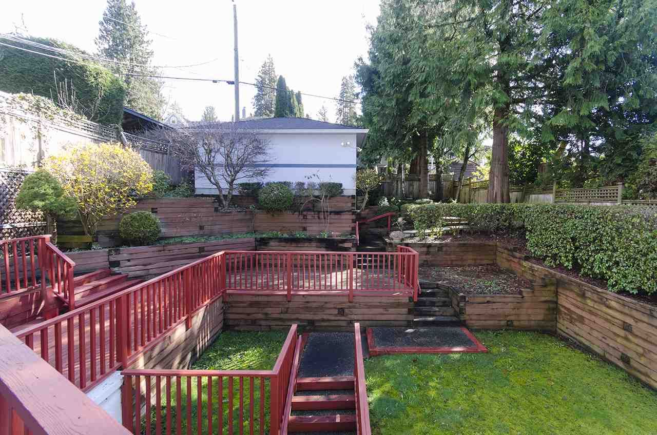 Detached at 5830 ALMA STREET, Vancouver West, British Columbia. Image 19