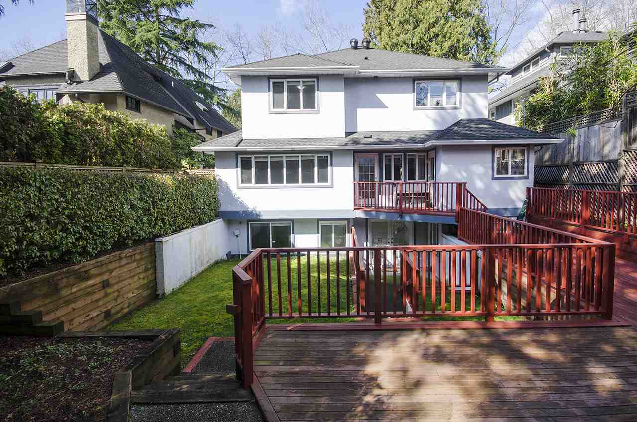 Detached at 5830 ALMA STREET, Vancouver West, British Columbia. Image 20