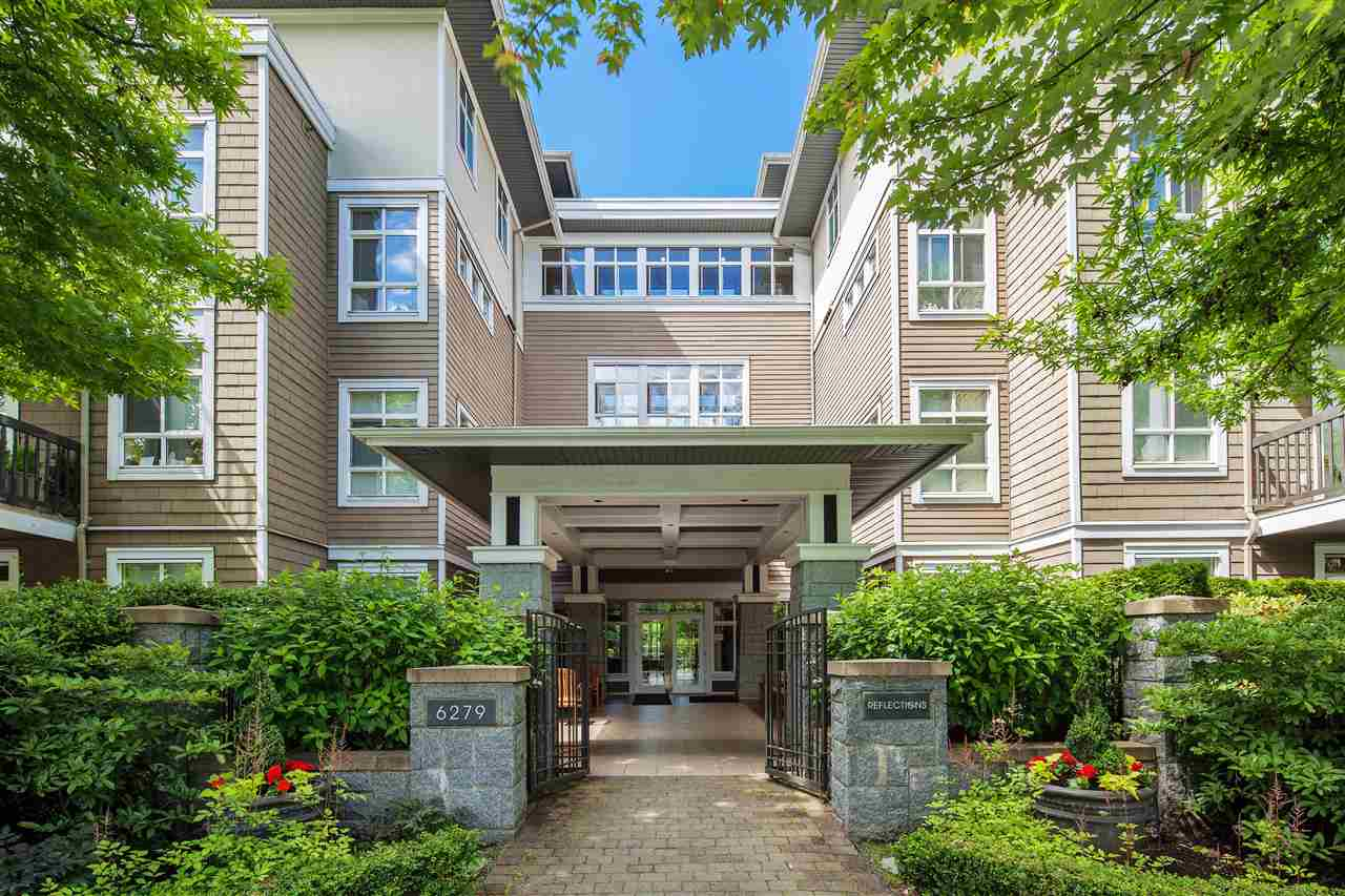 Condo Apartment at 218 6279 EAGLES DRIVE, Unit 218, Vancouver West, British Columbia. Image 1