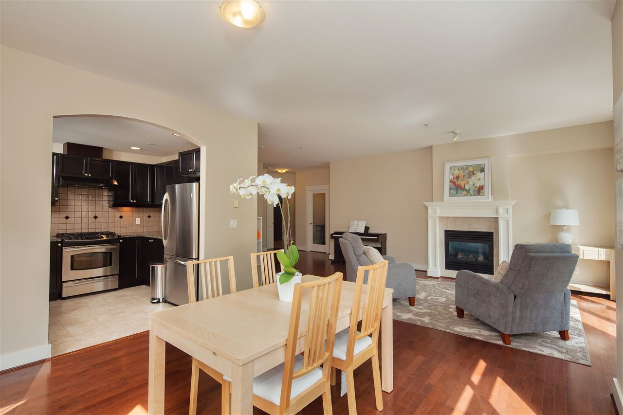 Condo Apartment at 218 6279 EAGLES DRIVE, Unit 218, Vancouver West, British Columbia. Image 3