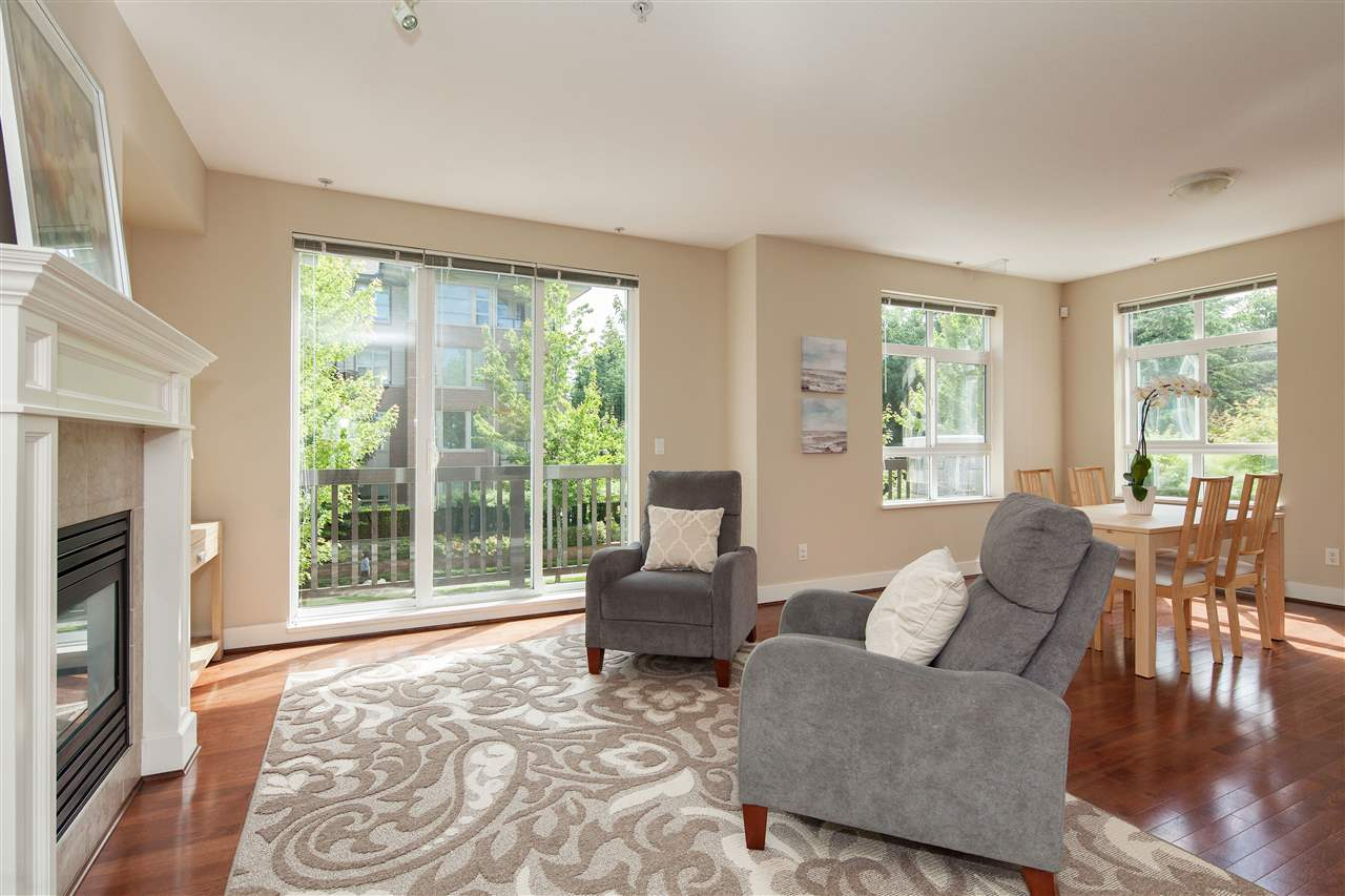Condo Apartment at 218 6279 EAGLES DRIVE, Unit 218, Vancouver West, British Columbia. Image 4