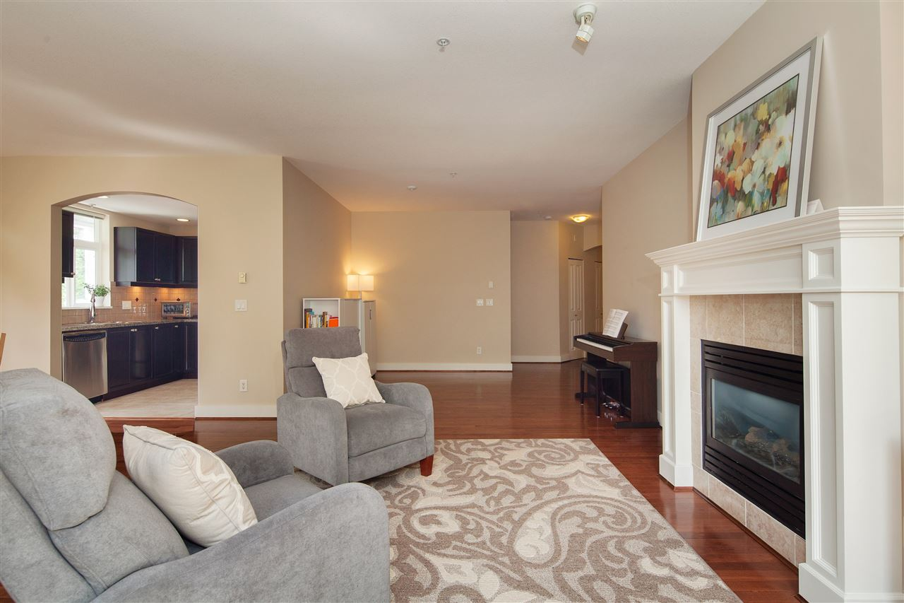 Condo Apartment at 218 6279 EAGLES DRIVE, Unit 218, Vancouver West, British Columbia. Image 5